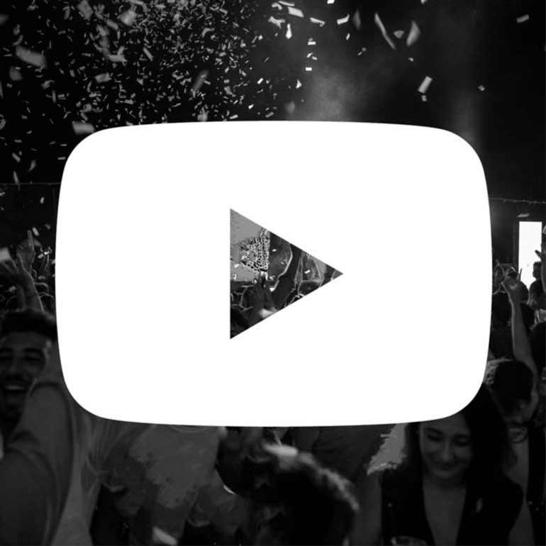 Profilo Youtube Dj Bonura